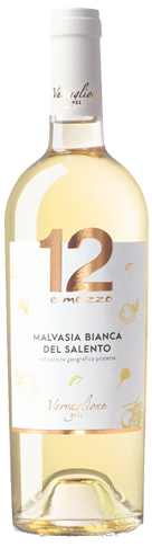 12 e Mezzo Malvasia Bianca Wit