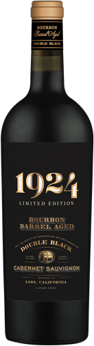 1924 Double Black Bourbon Barrel Aged