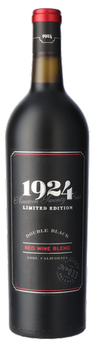 1924 Double Black Red Wine Blend