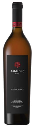 Aaldering Pinotage Rose