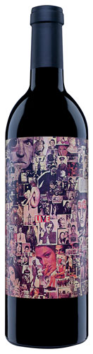 Orin Swift Abstract California Red