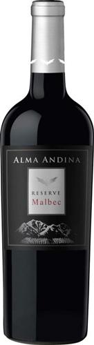 Alma Andina Reserve Malbec