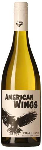 American Wings Chardonnay California