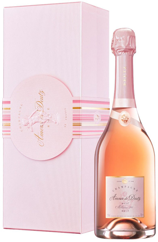 Champagne Amour de Deutz Rose