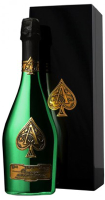 Armand de Brignac Limited Green