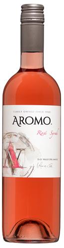Aromo Varietal Syrah Rose