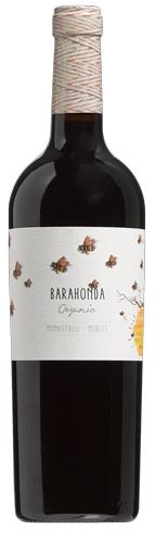 Barahonda Organic Monastrell Merlot