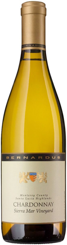 Bernardus Chardonnay Sierra Mar Vineyard Limited Edition
