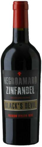 Black's Devil Nergoamaro Zinfandel