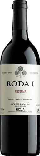 Bodega Roda 1 Reserva Rioja