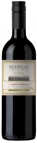 Bodegas Centenarias Cabernet Sauvignon