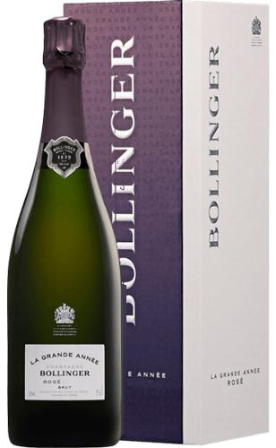 Champagne Bollinger La Grande Année Rose 2007