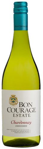Bon Courage Estate Chardonnay Unwooded