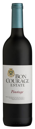 Bon Courage Estate Pinotage