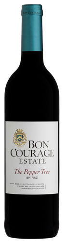 Bon Courage Estate Shiraz