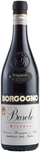 Borgogno Barolo DOCG Riserva 2005