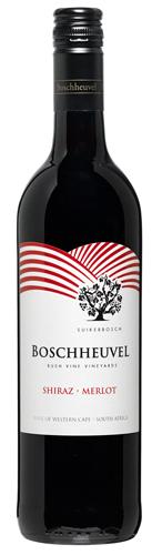 Boschheuvel Shiraz Merlot