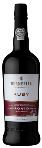 Burmester Ruby Port