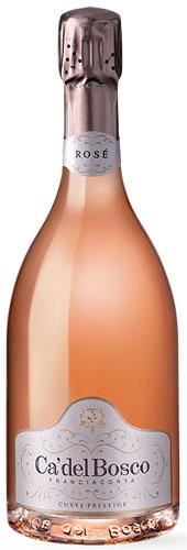 Franciacorta Ca' Del Bosco Rose Cuvee Prestige