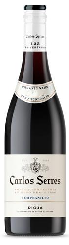 Carlos Serres Tempranillo Rioja Old Vines