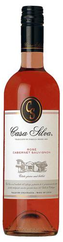 Casa Silva Cabernet Sauvignon Rose