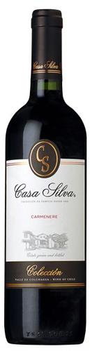 Casa Silva Carmenere