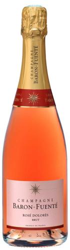 Champagne Baron Fuente Rose