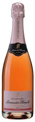 Champagne Larnaudie Hirault Rose
