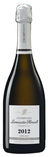 Champagne Larnaudie Hirault Millesime 2012
