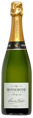 Champagne Monmarthe Secret de Famille Brut