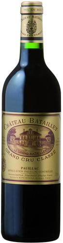 Chateau Batailley Pauillac 5eme Grand Cru Classe