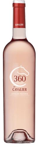 Chateau Cavalier 360 de Rose