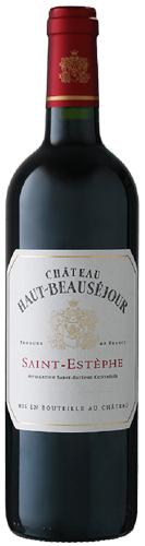 Chateau Haut Beausejour Saint Estephe 2016