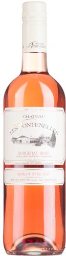 Chateau Les Fontenelles Bergerac Rose