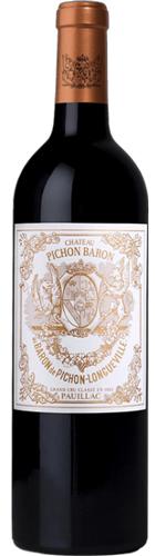Chateau Pichon Longueville Baron 2015