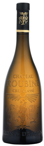 Chateau Roubine Lion & Dragon Blanc