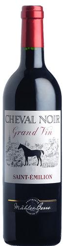 Cheval Noir Grand Vin Saint Emilion