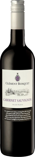 Clement Bosquet Cabernet Sauvignon