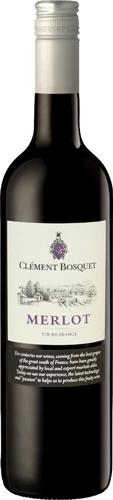 Clement Bosquet Merlot