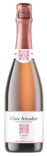 Clos Amador Rose Tendre Cava