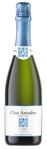 Clos Amador Semi Sec Classic Cava