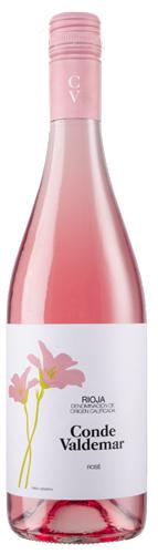 Conde Valdemar Rioja Rose ( nog 3 flessen beschikbaar)