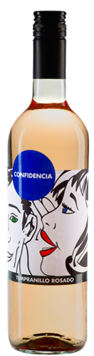 Confidencia Tempranillo Rose