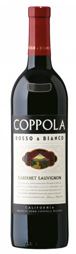 Coppola Rosso and Bianco Cabernet Sauvignon