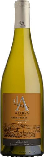 dA Astruc Limoux Chardonnay