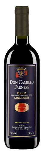 Don Camillo Farnese Sangiovese