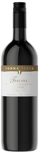 Donna Terra Toscane Rosso