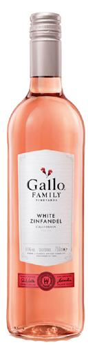 Gallo White Zinfandel Rose