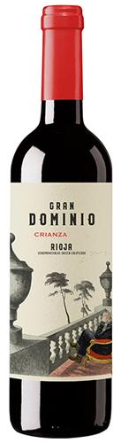 Gran Dominio Crianza Rioja