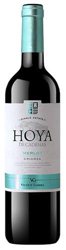 Hoya de Cadenas Merlot